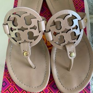 Size 7 VGUC Tory Burch Millers